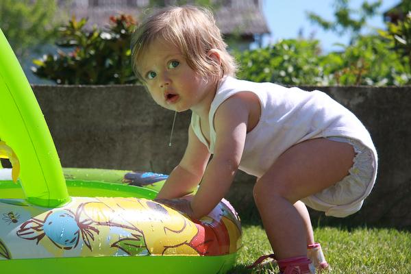 Amelija. Amelija 1 year